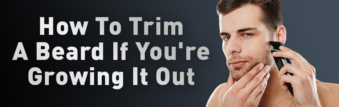 Learn beard trimming techniques for your beard in our trimming guide