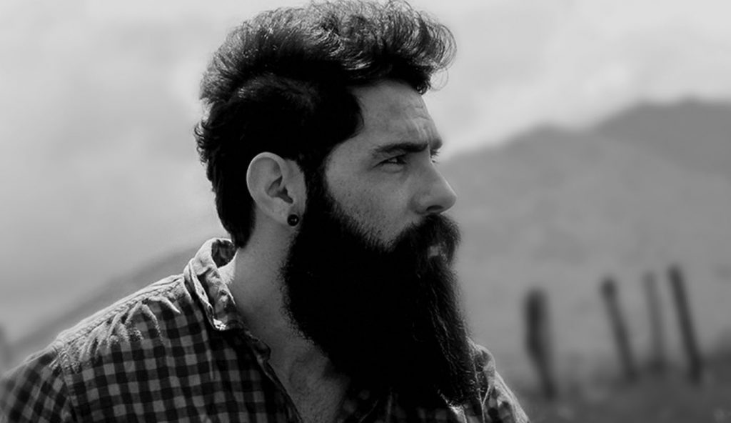 A beard man